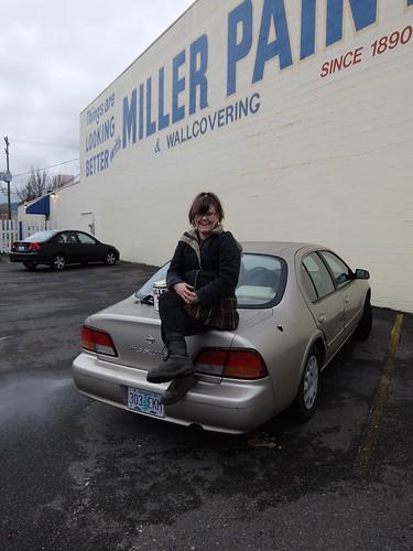 Mel at Miller