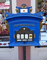 Post Boxes of the world only