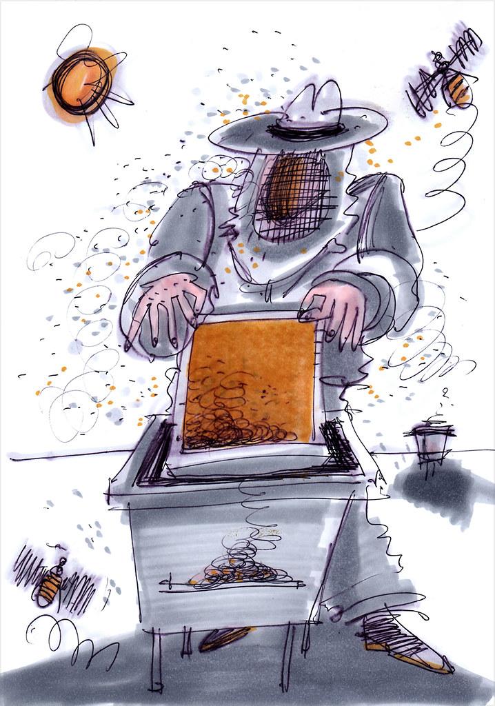Пчелы3