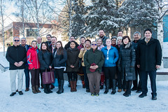 Fairbanks SAO - Permanent Participants Group Photo