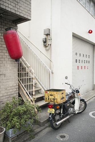 JG C3 11 008 福岡市中央区 / LEICA M-P × SUMMICRON-M 28mm F2 ASPH.