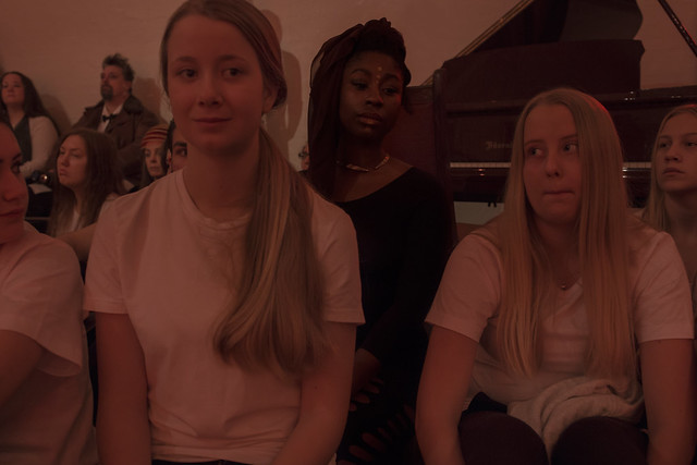 Sisters Academy - The Takeover, Sweden