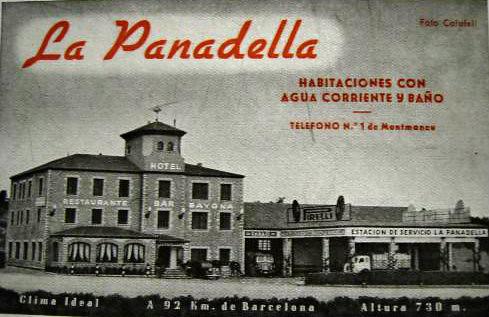 LA PANADELLA Hotel Bayona