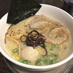 Orenchi Ramen Large with +1 cha-shu