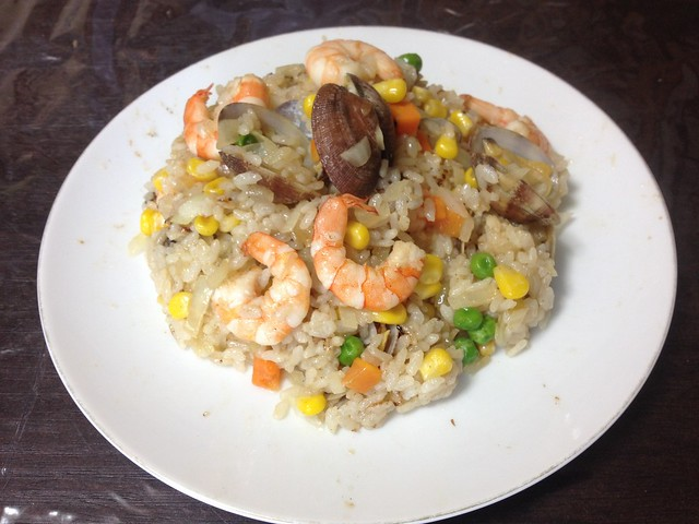 Paeria taste Fried rice