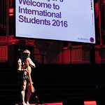 Lord Mayor's welcome to international students