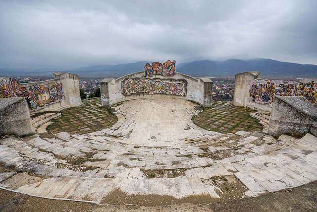 Monument to Freedom, Kočani, Macedonia