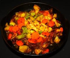 Cast Iron Bacon & Garlic Pork Ribs
