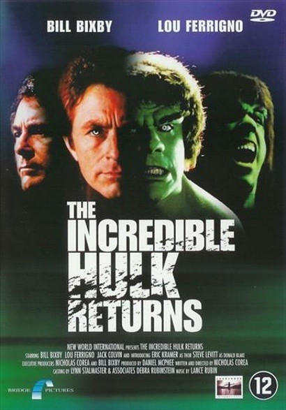 (1988) The Incredible Hulk Returns