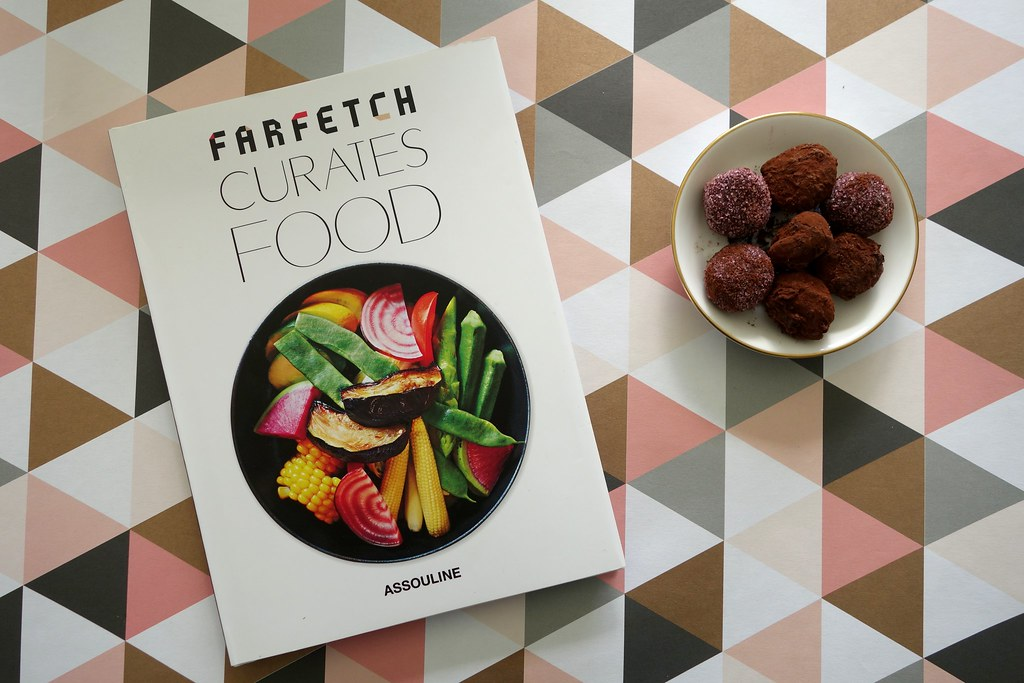 Chocolate Truffles, Farfetch Curates Food