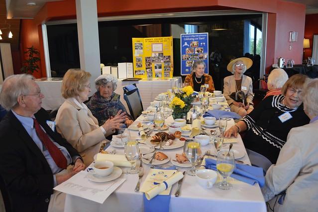 26-WCCP 100th Anniversary2016_0119-- Ed Stawsli, Carol Stawski, Nancy Lifland, Marge White, Rita Blum, Joyce Maso.