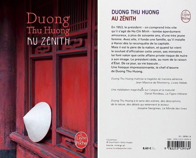 Au zénith – 3 mars 2010 de Duong Thu Huong (Auteur)