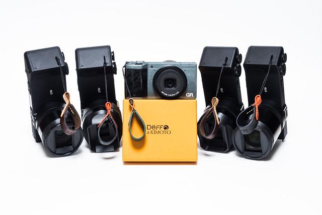 20160404_04_Deff&KIMOTO の Compact Camera Finger Strap をまとめ買い。