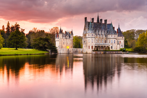A Castle in Brittany