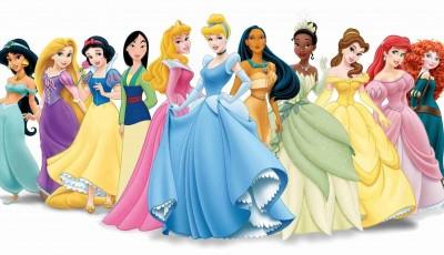 Jak by to vypadalo, kdyby princezny od Disneyho běhaly