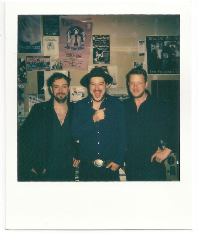 Mumford & Sons @ Vintage Vinyl
