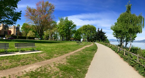 Kitsilano point beach park