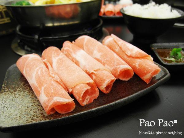 雪宴日式定食.小火鍋