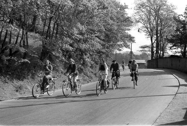 Oslo Bicycle History