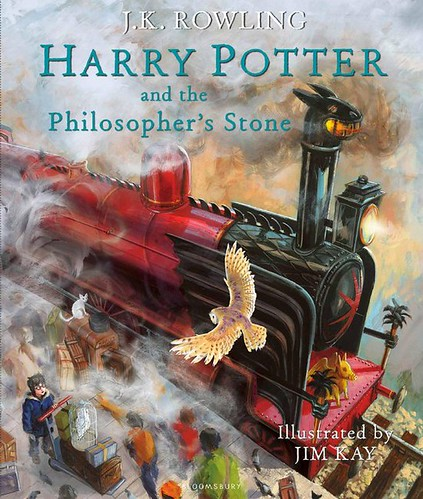 HP & the philosophers stone