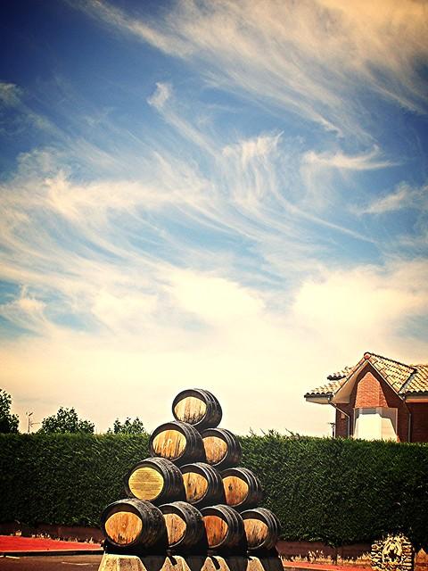 Barriles de Rioja
