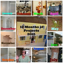 12 Months of Projects 2015