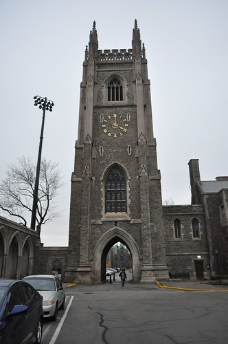 Soldier's Tower, University of Toronto