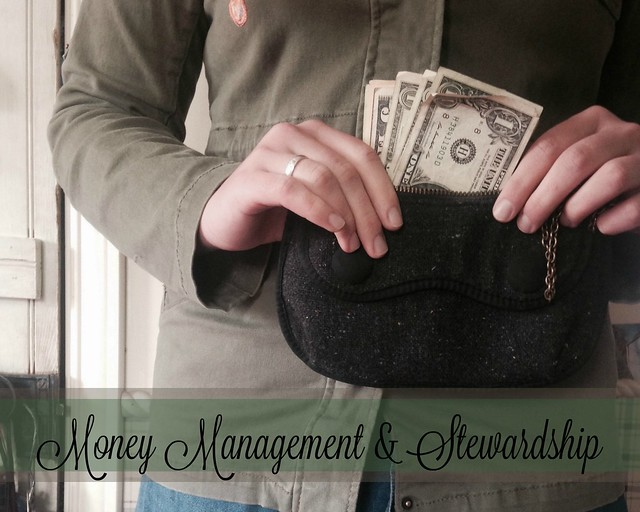Money Magagement & Stewardship