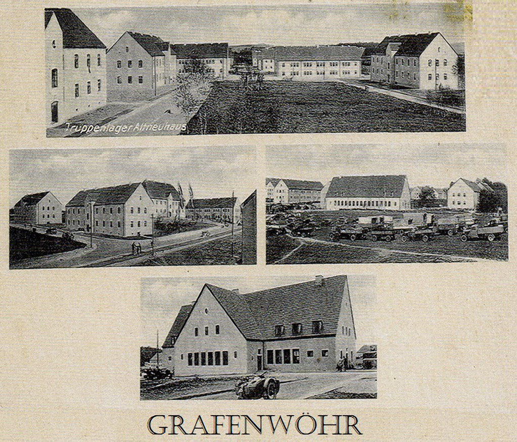 postal Grafenwöhr