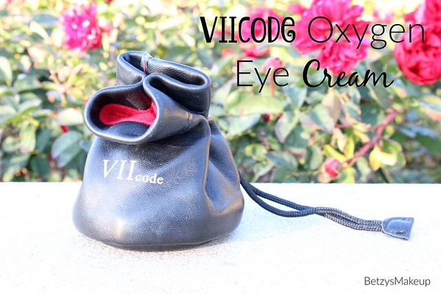 VIIcode oxygen eye cream