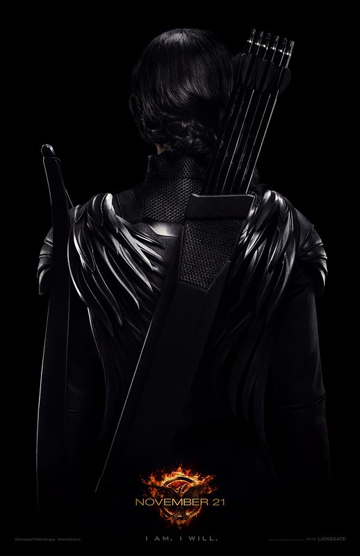 The Hunger Games - Mockingjay - Part I - Poster 23