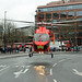 London's Air Ambulance at Elephant and Castle by kertappa