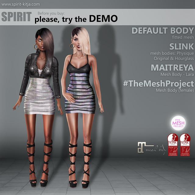 SPIRIT - Liko outfit