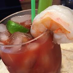 #sundayfunday #bloodymary time! #cocktailsofinstagram