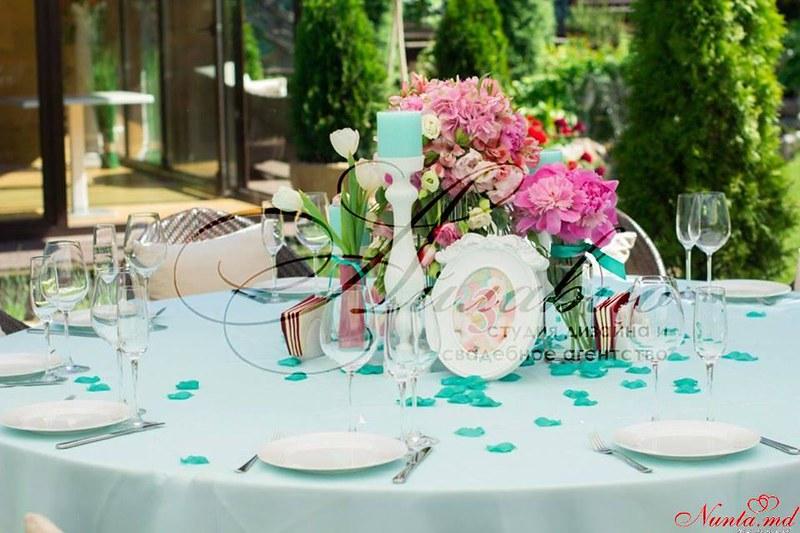 """Decor pentru nuntă şi floristică de la Agentia  """"Айлавью""""  > LOVE & Tiffany"""