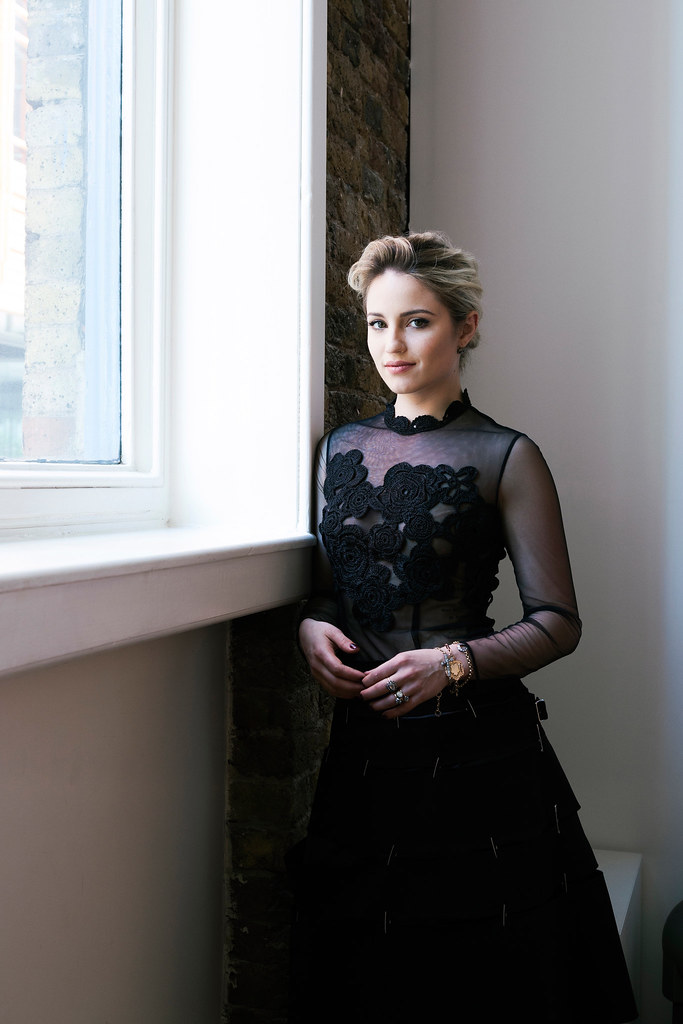 Дианна Агрон — Фотосессия для «Telegraph» 2015 – 6