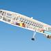 LEGO Concorde by TheBrickMan