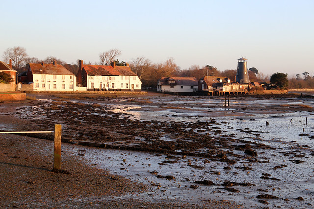 Chichester Harbour at Langstone