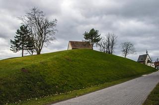 Billede af Kloster Lorsch. hessen landschaft gebäude kloster odenwald mittelalter lorsch bergstrasse rheinneckar klosterlorsch