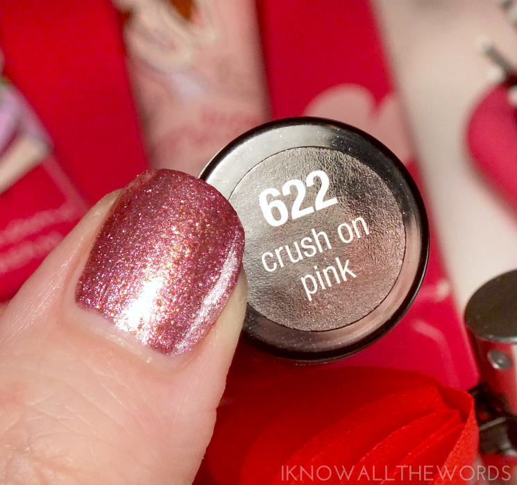 Hard Candy  Nail polish in Crush on Pink (1)