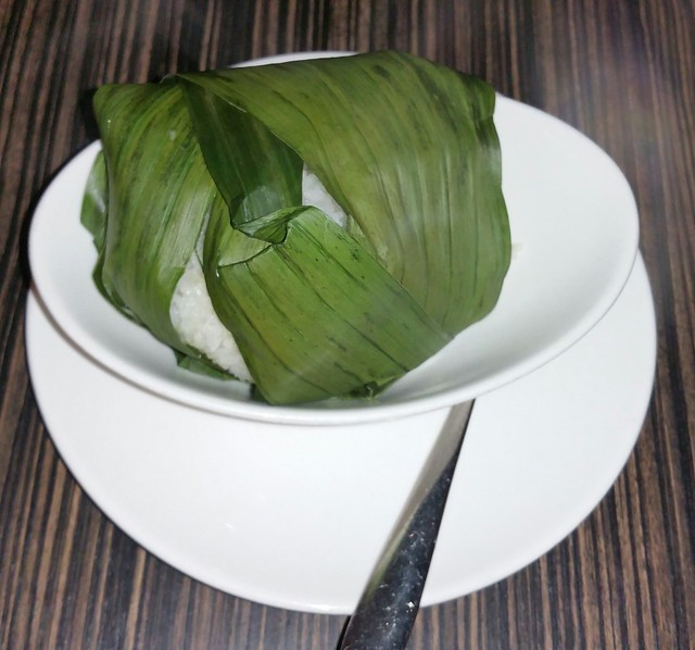 2016-Feb-18 Kaya Malay Bistro - coconut rice