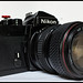 Nikon FE & Tokina SD 28-70mm by hej_pk / Philip