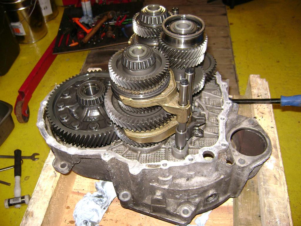 FS/FT: TDI 02M 6-speed gear set trans code FMH - TDIClub Forums
