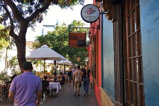 Santiago - Barrio Bella Vista