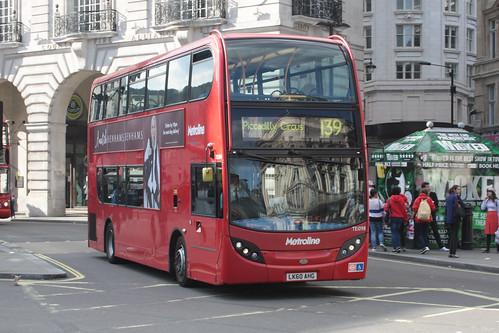 Metroline TE1098 LK60AHG