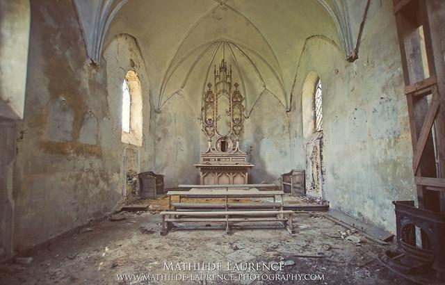 Abandoned Chapel 01