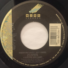 VANESSA WILLIAMS:SAVE THE BEST FOR LAST(LABEL SIDE-B)