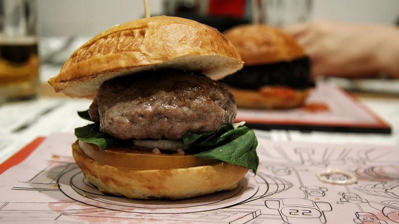 Jamburguesa ibérica de bellota