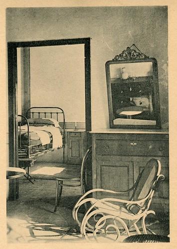 Hervideros de Fuensanta: Gabinete y dormitorio de 1ª