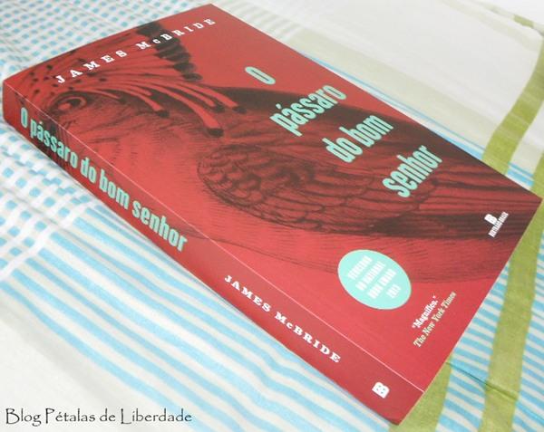 Resenha, livro, O pássaro do bom senhor, James McBride, Bertand Brasil
